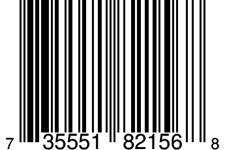 Barcode for Wings (Item #7003)