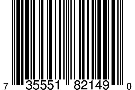 Barcode for A Mighty Fortress (Item #7703)